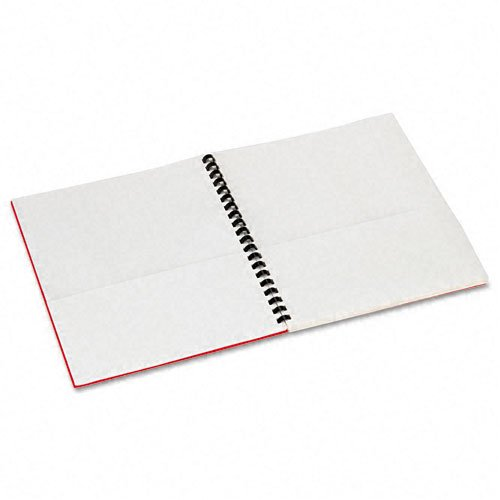 Oxford White Pockets Eight- Pocket Organizer (ESS-99667) Image 1