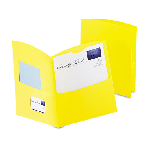 Yellow Folder to Color Image 1