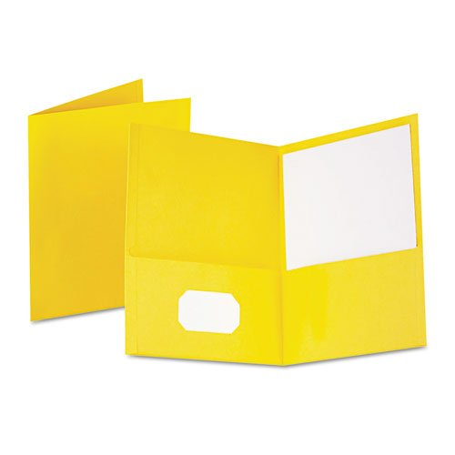 Yellow Folders Image 1