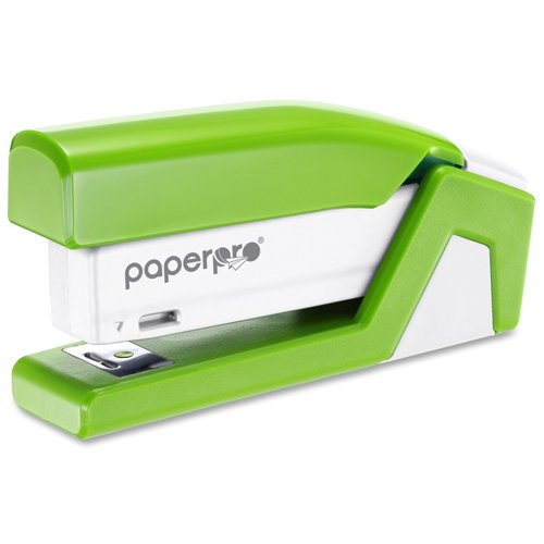PaperPro inJOY Green One-Finger 20-Sheet Compact Stapler (PP1513) - $22.79 Image 1