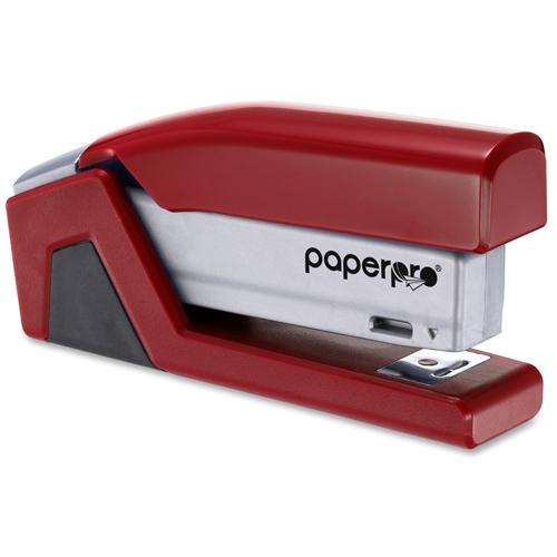 PaperPro inJOY Red One-Finger 20-Sheet Compact Stapler (PP1511) - $22.79 Image 1