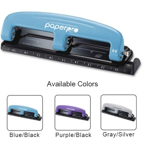 PaperPro inPRESS 12-Sheet 3-Hole Punches (PP210-C12S3HP) - $16.04 Image 1