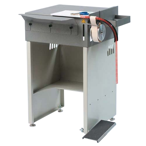 Plastikoil Coil Binding Machine