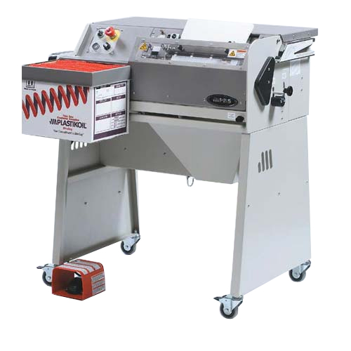 Plastikoil PBS 3000 QS Automatic Coil Inserter and Crimper (PBS-3000QS) Image 1