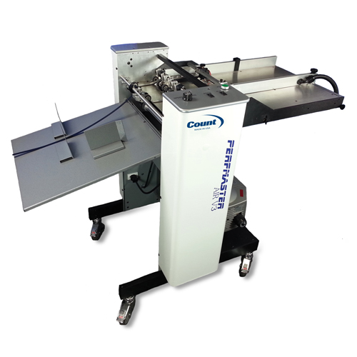 "Count PerfMaster Air V3 18"" Automatic Perforating and Scoring Machine (CPMASTERV3) Image 1"