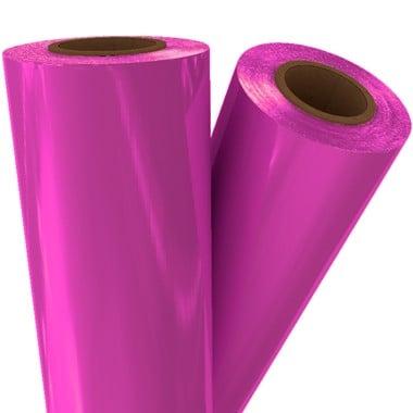 "Pink Pigment 12"" x 100' Laminating / Toner Fusing Foil (PG-PNK-57-12) Image 1"