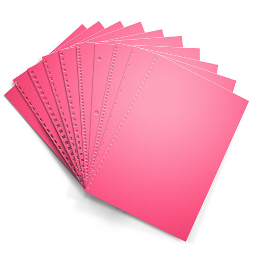 Astrobright Pink Paper Image 1