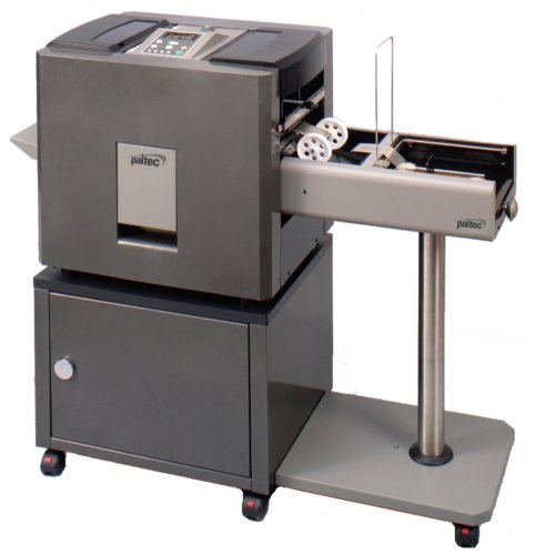 Paitec MX13000 High-Volume Desktop Pressure Sealer and Folder (Formely MX8000) (PMX13000) - $13294 Image 1