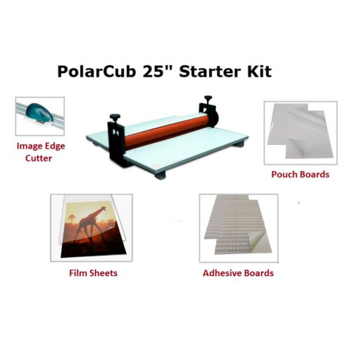 Manual Cold Roll Laminator Image 1