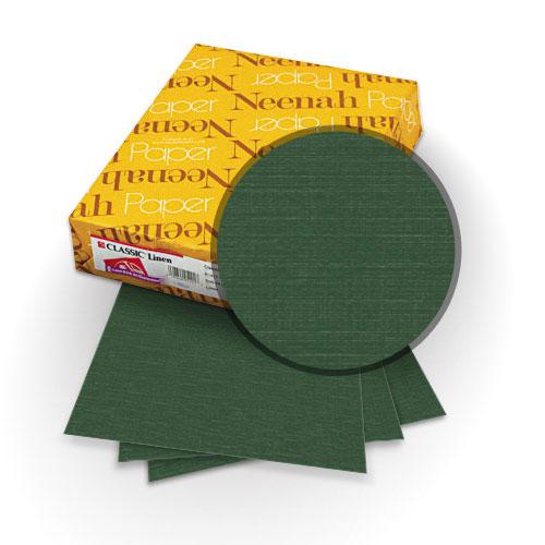 Neenah Paper Ponderosa Pine 80lb A4 Size Classic Linen Cover - 25pk (MYCLINA4PP) - $18.29 Image 1