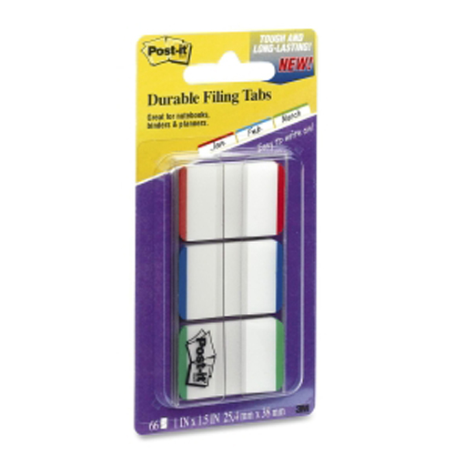 Write on Durable Filing Tabs Image 1