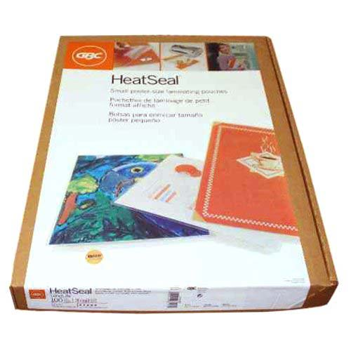 GBC Heatseal UltraClear 12