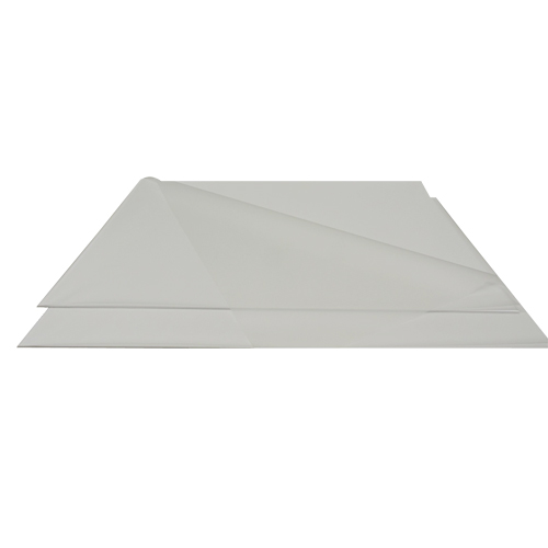 "White ProSeal 41"" x 61"" Smooth Matte Mounting/Laminating Pouch Boards - 10pk (MYBSM41WHT) Image 1"