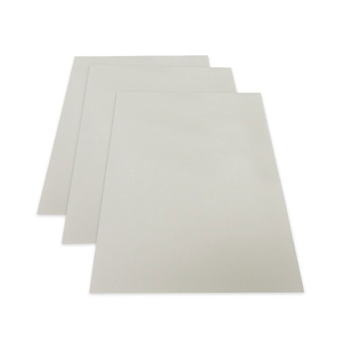 "Mount A Sign 25"" x 37"" Thermally Activated Thin Board Without Laminate - 25pk (MYB601189) Image 1"