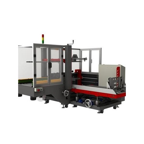 Packaging Products PP-568ERT Medium Case Erector and Bottom Sealer (PP-568ERT-Medium) Image 1