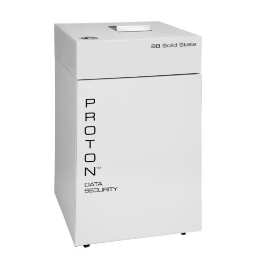 Proton Solid State Media Shredder (PDS-88) Image 1