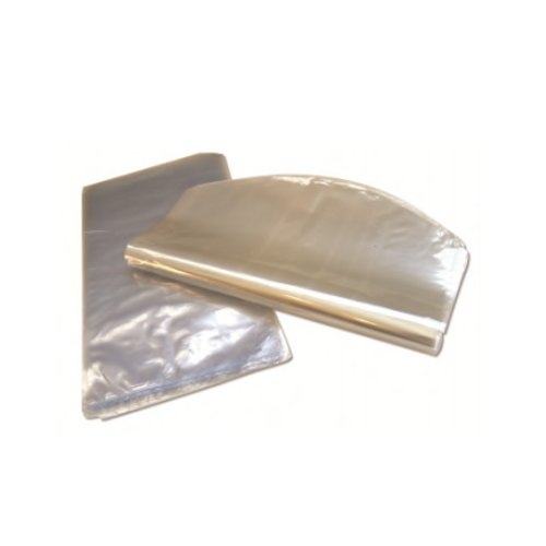 "SealerSales 80ga 9"" x 14"" PVC Shrink Bags - 500pk (SB-9-14-80-A) Image 1"