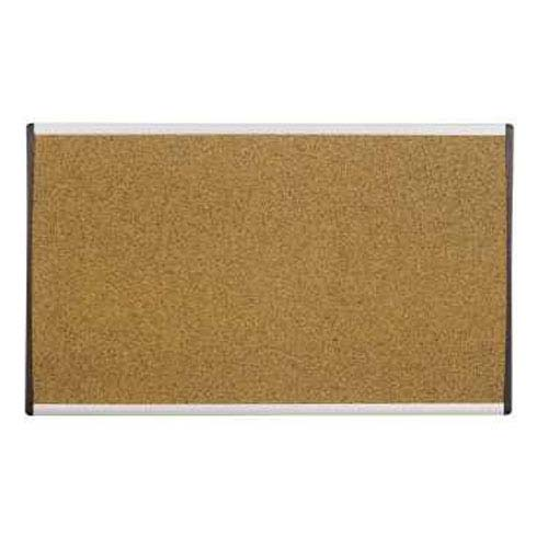 "Quartet 30"" x 18"" ARC Cubicle Bulletin Board (QRT-ARCB3018)"