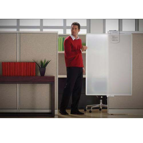 "Quartet 36"" x 48"" Workstation Privacy Screen (QRT-WPS1000) Image 1"