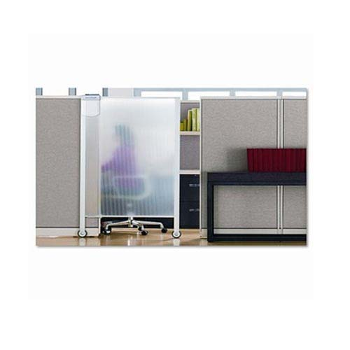 "Quartet 38"" x 65"" Workstation Privacy Screen (QRT-WPS2000) Image 1"