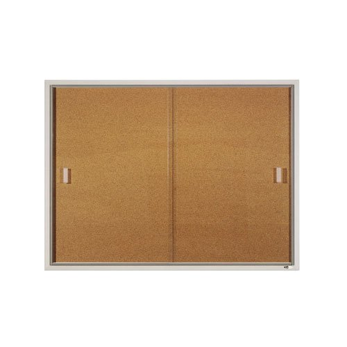 Cork Boards with Doors Image 1