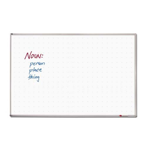 Quartet 4' x 6' Total Erase Classroom Whiteboard (QRT-TEA406) - $194.03 Image 1