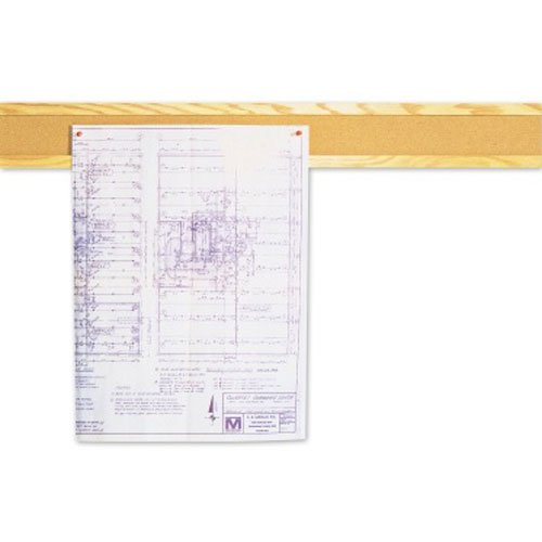 "Quartet 48"" Long Bulletin Boarder (QRT-300B) Image 1"