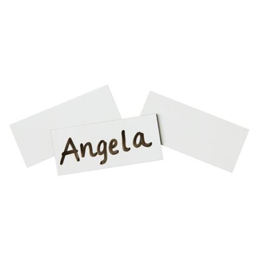 Magnetic Wipe Clean Labels Image 1