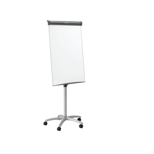 Quartet Compass 3' x 2' Whiteboard Mobile Presentation Easel (QRT-ECM32EU), Quartet brand Image 1