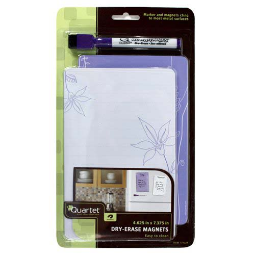 Quartet Dry Erase Magnets (79228) - $4.34 Image 1