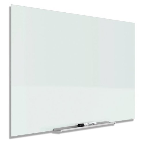 Invisamount Magnetic Glass Dry Erase Board Image 1