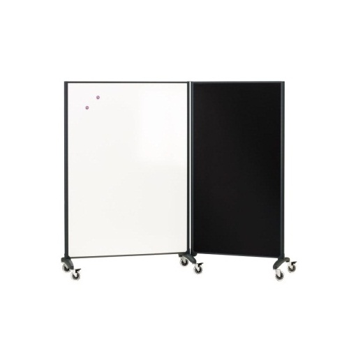 Quartet Motion Marker and Bulletin Room Divider (QRT-66MB) - $541.99 Image 1
