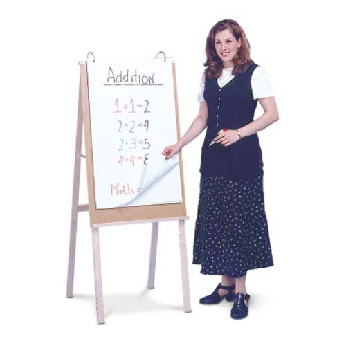 Quartet Teachers Instructional Easel (QRT-XEHTIE) Image 1