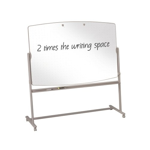 Quartet Total Erase Large Reversible Mobile Easel (QRT-3640TE) Image 1