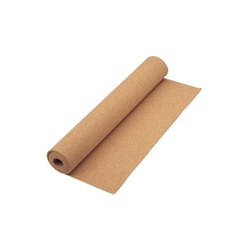 "Quartet 24"" x 48"" Natural Cork Roll (QRT-103) Image 1"