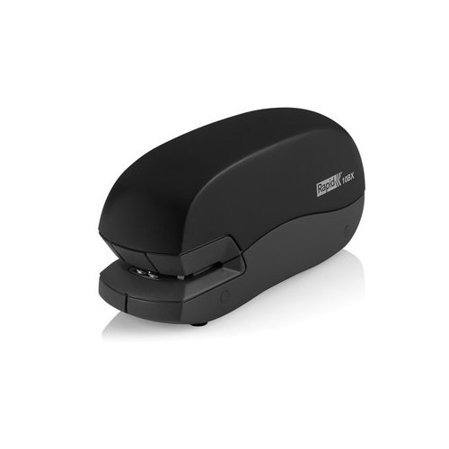 Rapid 10BX Black Portable Battery Powered Electric Stapler (RPD73125), Rapid Image 1
