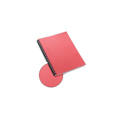 "Red Grain 8.5"" x 11"" Covers (50pk) (9743426X)"