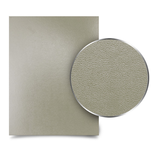 "Tan 11"" x 17"" Regency Leatherette Vinyl Covers - 100pk (SO80011X17T), MyBinding brand Image 1"