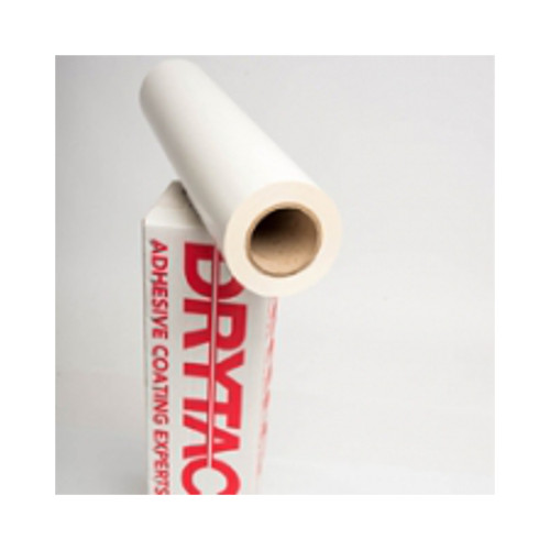 "Drytac RemoTac 25.5"" x 15' Permanent/Removable Mounting Adhesive (PSA68-25015) Image 1"