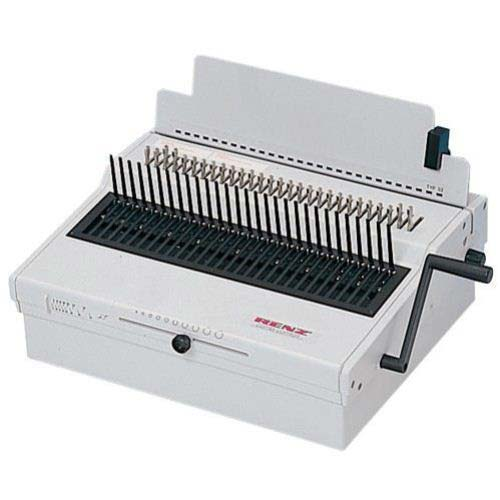 A5 and A4 Comb Binding Machine Image 1
