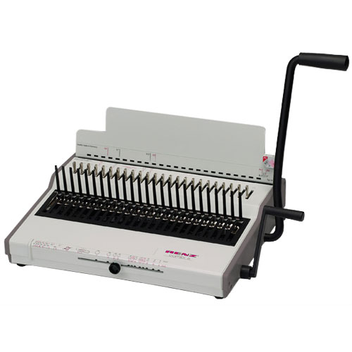 A4 Comb Binding Machine Image 1