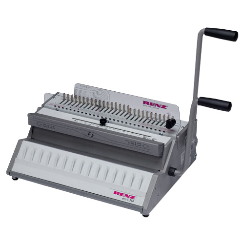 Renz Eco S 360 Wire Binding Machine Image 1