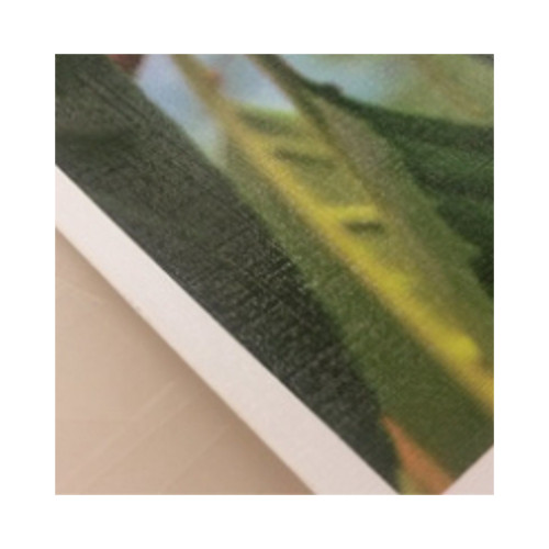 "Drytac ReTac Textures Linen 6.0mil 25.5"" x 10' Matte White Printable Polymeric PVC (RTCL25010), Drytac brand Image 1"