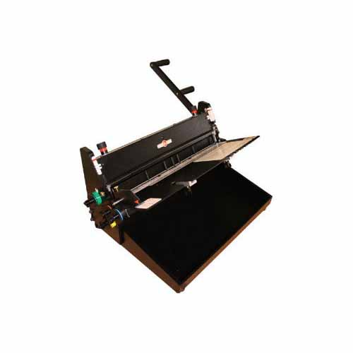 "Rhin-O-Tuff Onyx HC8318 18"" Semi-Automatic Wire Inserter and Closer (HC8318-ONYX) Image 1"