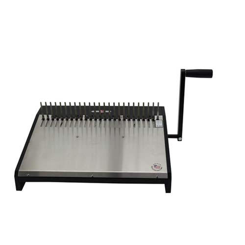 Metal Comb Binding Machine Image 1