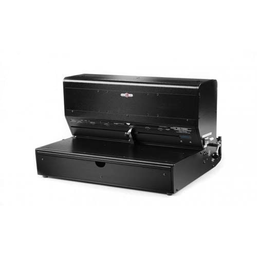 "Rhin-O-Tuff Onyx HD7500H 24"" Open-Ended Horizontal Electric Punch (HD7500H-ONYX) - $5598 Image 1"