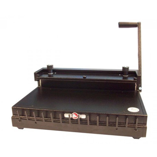 Wire O Coil Binding Machine Image 1