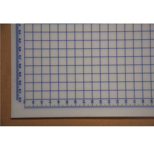 SpeedPress 4' x 8' Rhino Self-Healing Large Cutting Mat with Direct Print Grid (SP-CM152DP) Image 1
