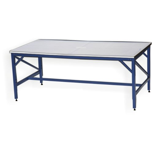 """SpeedPress 4' x 8' Rhino Work Table with 3/4"""" Birch Top and Cutting Mat (SP-RT4082) Image 1"""
