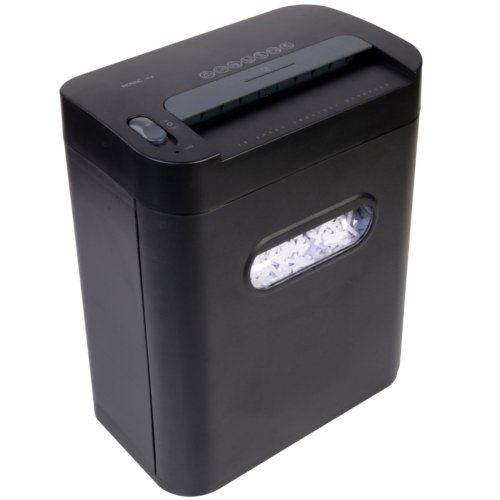 Royal 100X 10-Sheet Cross-Cut Paper Shredder (04ROY100X) Image 1